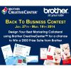 "Brother CreativeCenter ""Back to Business"" Twitter Chat"