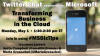Twitter Chat: Transforming Your Business in the Cloud