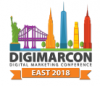 DigiMarCon East 2018 - Digital Marketing Conference